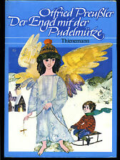 Der Engel mit der Pudelmütze--Otfried Preußler-- 6 Weihnachtsgeschichten-