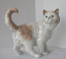 """Nao by Lladro """"Walking Cat"""" Figurine Porcelain made in Spain Retired 1977"""