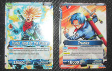 Trunks, Hope for the Future BT2-035 Uncommon Dragon Ball Super TCG NM