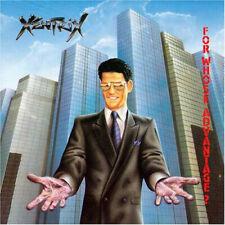 Xentrix – For Whose Advantage? ( CD, Album, Roadracer Records RO 9366 2)