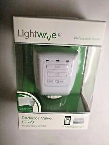 Lightwave Radiator TRV LW922:  Amazon Alexa, Apple HomeKit, Google, IFTTT