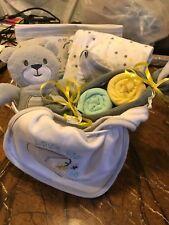 Baby Boy Custom Gift Basket