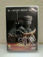 Ninja Six - Box Set Color Dubbed Full Screen Ntsc - New/Sealed