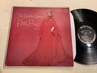 Patti Page The Waltz Queen LP Mercury Mono DG Female Vocal VG