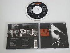 U2/RATTLE AND HUM(ISLAND 353400) CD ALBUM