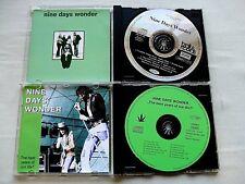 Nine Days Wonder – 2 CD 'S: Nine Days Wonder & the Best Years of our life?