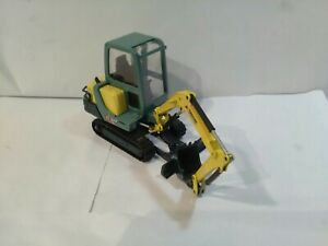 Construction Farm Trencher Excavator Yanmar 837 Good Clean Condition With Blade