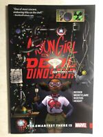 MOON GIRL & DEVIL DINOSAUR vol 3 The Smartest (2017) Marvel Comics TPB 1st VG+
