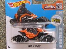 Hot Wheels 2016 #160/250 SNOW STORMER orange HW Snow Stormers Case E