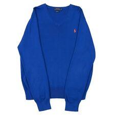 VGC POLO by Ralph Lauren Slim Fit Sweater | Men's L | Jumper Pullover Vintage