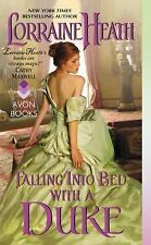 FALLING INTO BED WITH A DUKE Lorraine Heath BRAND NEW BOOK Ebay BEST PRICE