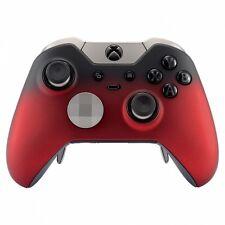 SHADOW RED Original Xbox One ELITE UN-MODDED Custom Controller Unique Design