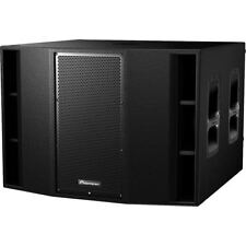 """Pioneer Xprs215-S Active Dual 15"""" Powered Subwoofer 2400W Class-D Amplified Sub"""