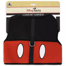 Disney Parks Tails Mickey Mouse Costume Harness for Dog Xl New