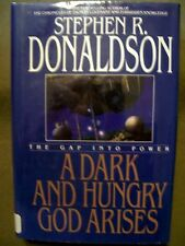 The Gap into Power : A Dark & Hungry God Arises by Stephen Donaldson (1992, HC)
