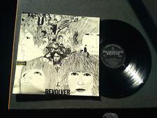 THE BEATLES REVOLVER LP RECORD ORIGINAL AUSTRALIAN PSCO 7009