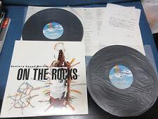 On Rocks Japan Promo Award only Vinyl LP Lynyrd Skynyrd Buddy Holly Bill Haley