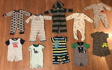 LOT 10 Piece Baby Boy Clothes 3 - 6 Months