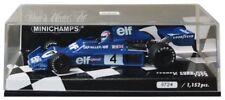 1 43 Minichamps Tyrrell Ford 007 Depailler 1975