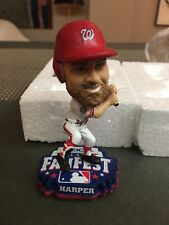 2018 MLB ALL STAR GAME FANFEST BRYCE HARPER FOCO MINI BOBBLEHEAD LIMITED TO 3000