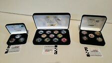 Dale Earnhardt Statehood Quarter Collection - 19 Total Coins