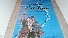 LA TRACE !  affiche cinema  , bd dessin gir moebius :