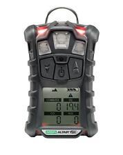 MSA Altair 4X Multigas Monitor CH4(LEL) H2S CO O2 c/w 6 month calibrazione cert