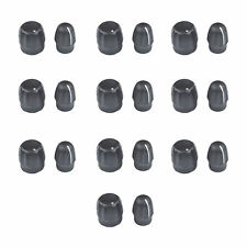 10x Volume & Channel Selector Knob For Motorola GP328 GP338 GP338+ GP3688 Radio