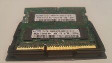 2GB (2x1GB) Samsung DDR3 Laptop Memory SDRAM PC3-8500 204-pin SO-DIMM