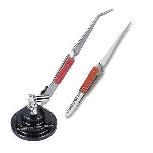 Prestige 3rd Third Hand Base Soldering Tweezers Helping hand Jewellery tools