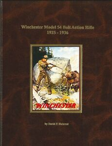 Winchester Model 54 Bolt Action Rifle 1925-1936