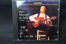 Paco De Lucia Plays Manuel De Falla & Other - The Glory Of Flamenco Cd New