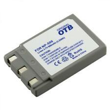 Akku kompatibel zu Minolta NP-600 Li-Ion