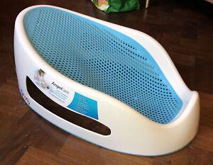 Angelcare Soft Touch Bath Support - Aqua AC3000 799891490570