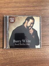 Barry White - Soul Seduction CD Best Of Hits Cd Ex