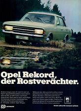 Opel-Rekord-1969-Reklame-Werbung-vintage print ad-Publicidad