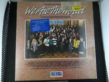 USA For Africa – We Are The World (USA 40043) Michael Jackson Dylan Springsteen