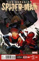 The Superior Spider-Man #21 Unread New / Near Mint Marvel 2013 **27