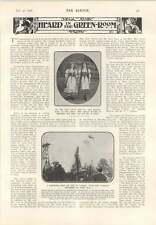 1906 Daredevil Schreyer Olympia Ride Dive Coralie Blythe Alice Hatton Sanger-set
