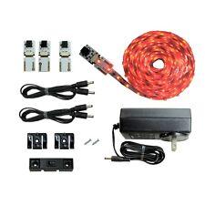 Super Bright RED 3M DIY Flexible LED Strip Kit