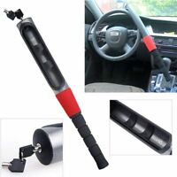Heavy Duty Baseball Bat Anti Theft Car Van Vehicle Steering Wheel Security Lock