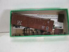 HO English Model Railroad Supply 40' Box Car Delaware & Hudson #19361