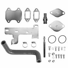 Fit 2010-2014 Dodge Ram 2500 3500 6.7L L6 Cummins Diesel EGR Delete Kit