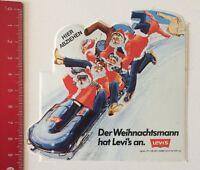 Aufkleber/Sticker: Levi's - Der Weihnachtsmann Hat Levi's An (11041623)