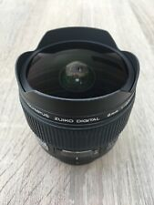 Olympus 8mm f/3.5 Fisheye ED Zuiko Lens for Four Thirds (or M43 With Adaptor)