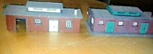 ARNOLD - N Scale - Two Depot Sheds