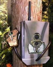 ScoutGuard SG550M Trail Camera Security Lock Box Camo SG550M-8M Lockbox 8M