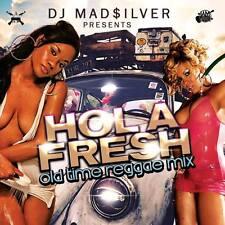 HOL A FRESH OLD TIME REGGAE  DANCEHALL MIX CD
