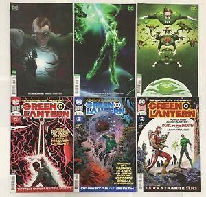 The Green Lantern Complete 5th Series 1-12 Plus Annual 1 Grant Morrison
