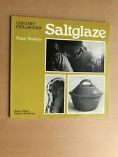 Ceramic Skillbooks Saltglaze